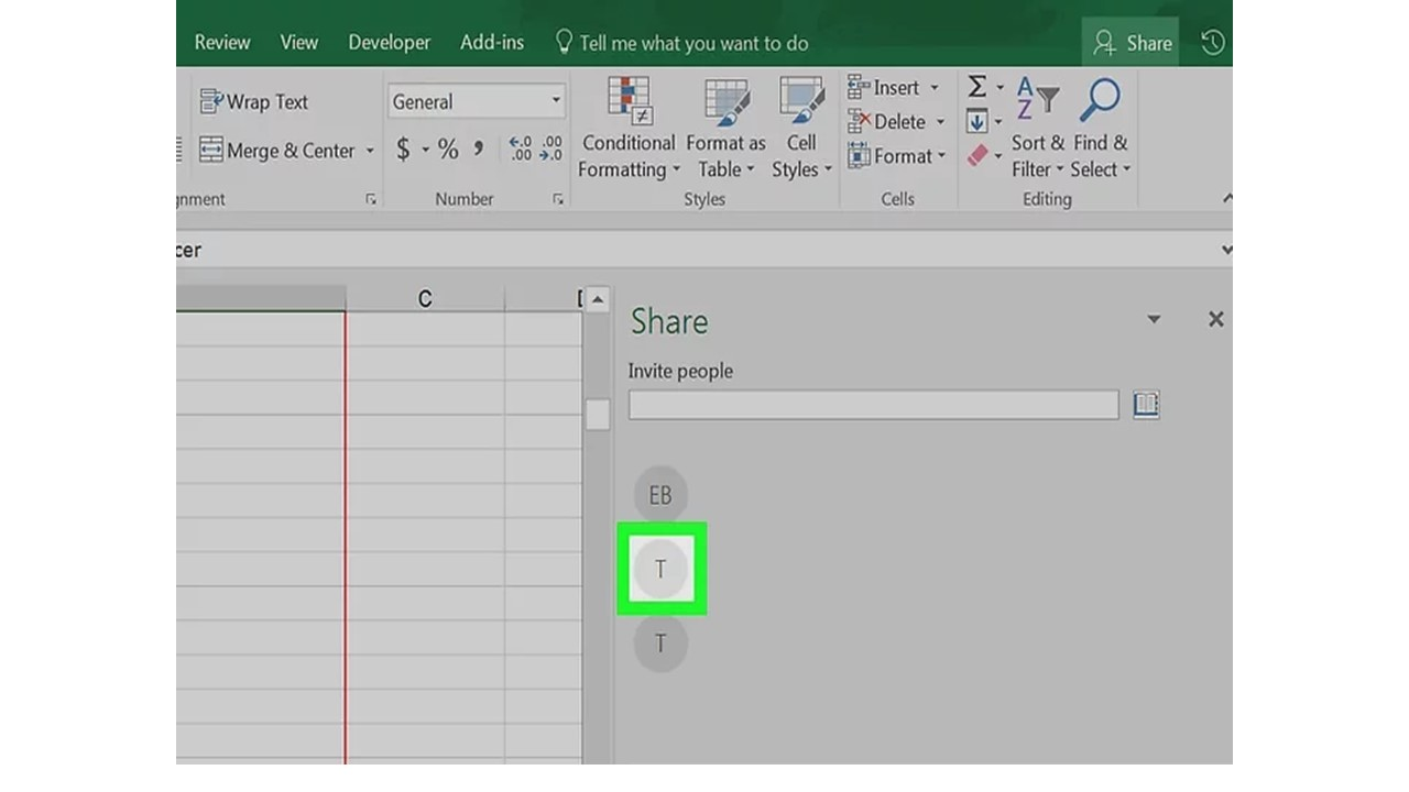 How To Fix Unshare Workbook Greyed Out In Excel Issue
